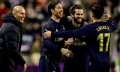 Photo of Real Madrid tomó la punta de La Liga tras derrotar al Valladolid (+Video)