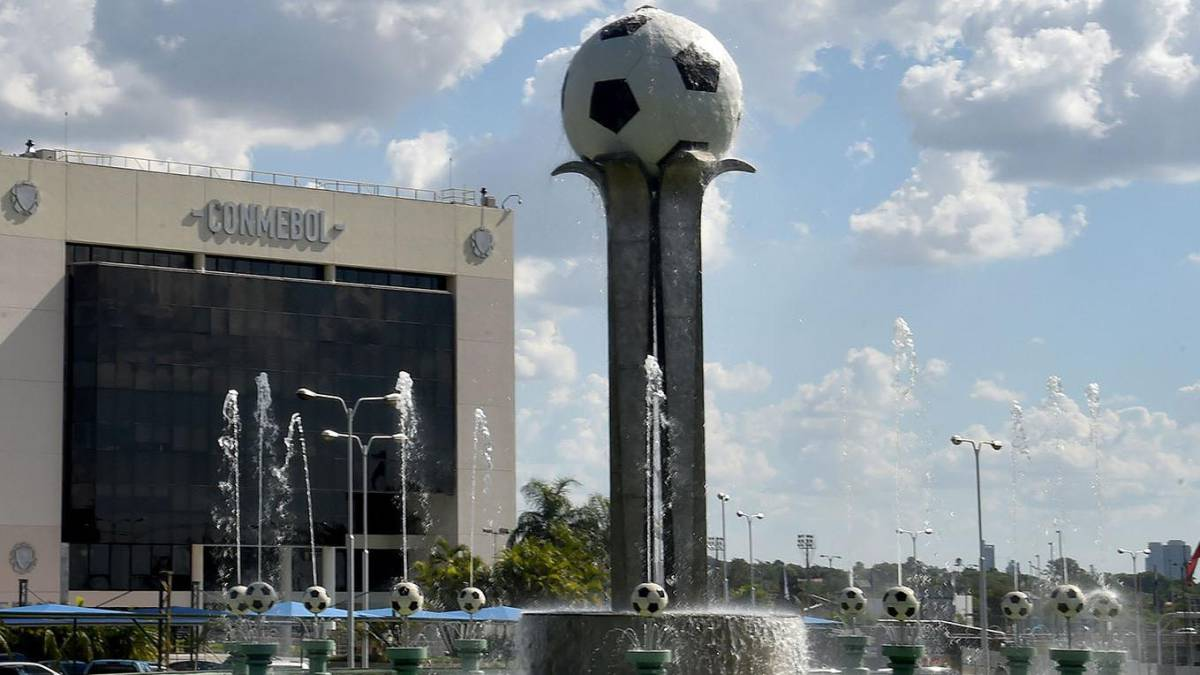 Photo of CONMEBOL busca alternativas para retomar sus competiciones