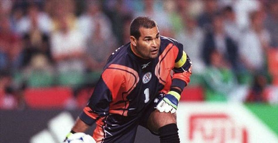 Photo of La gran carrera  que tuvo  José Luis Chilavert (+Video)