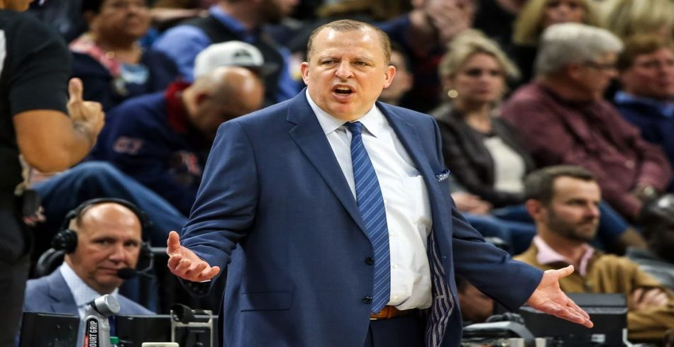 Photo of Tom Thibodeau a los Knicks: ¿podrá levantar a New York?