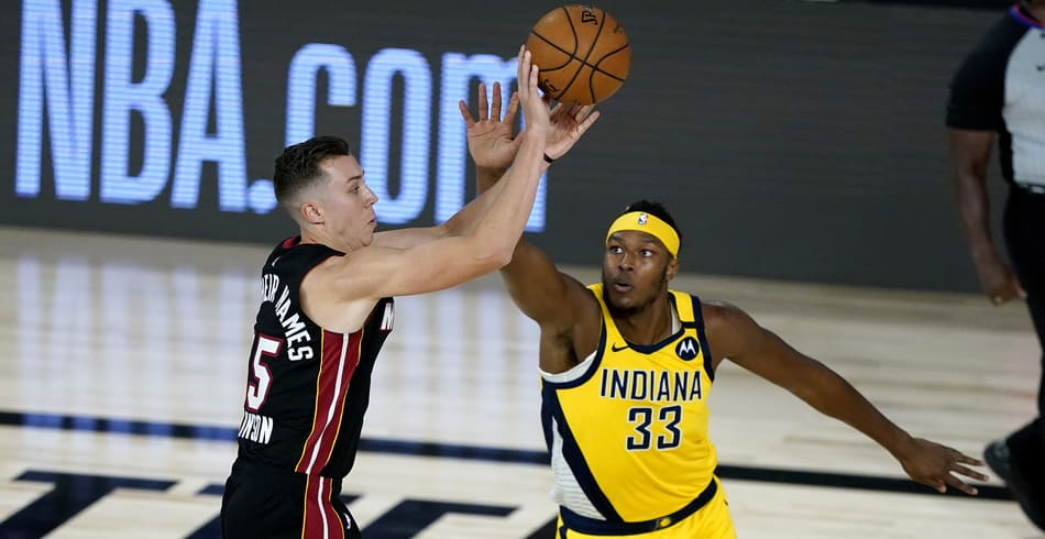 Photo of De tres en tres: así dominó el Miami Heat a los Pacers