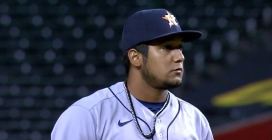 Photo of Carlos Sanabria se graduó de grandeliga con Astros de Houston (+Video)