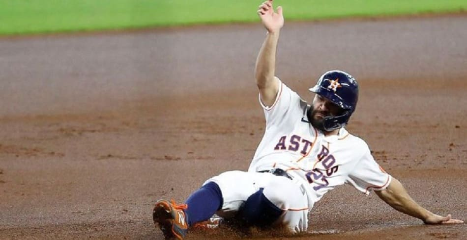 Photo of José Altuve ligó cifra redonda de imparables en MLB (+Video)