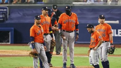 Photo of Astros de Houston limpió su imagen en una atípica campaña (+Video)