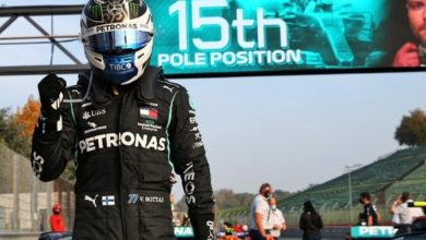 Photo of Bottas le ganó el pulso a Hamilton por la 'pole' en Imola (+Video)
