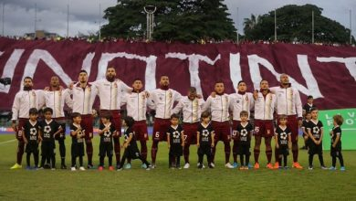 Photo of La  vinotinto  tiene su itinerario listo para su debut en las Eliminatorias