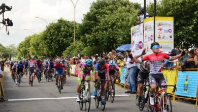 Photo of El italiano Matteo Malucelli es el primer líder de la Vuelta al Táchira (+Video)